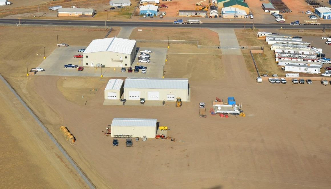 XTO Energy Sidney, MT Facility
